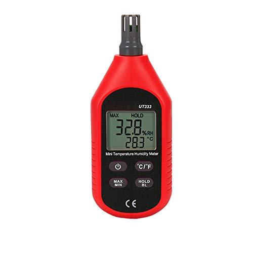 Elektrischer Multimeter UT333 Mini Temperatur-Luftfeuchtigkeitsmesser Indoor Outdoor