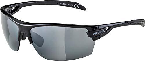 Alpina Sportbrille TRI-SCRAY, Schwarz, Einheitsgröße -