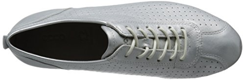 Ecco ECCO TOUCH SNEAKER, Sneakers Basses femme Argent - Silber (SILVER METALLIC01097)
