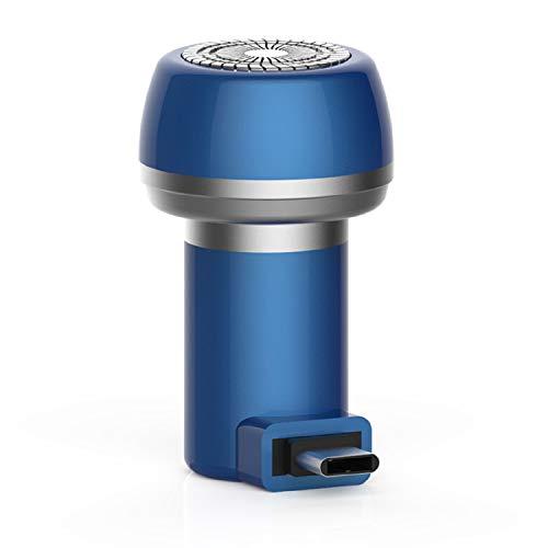 Navaja Afeitar portátil magnética Ventosa USB Tipo
