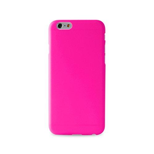 Puro Back Case Ultra Slim 0.3 Schutzhülle (für Apple iPhone 6/6S) Pink (Back 6 Protector Iphone Scratch)