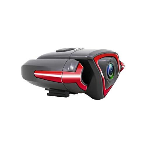 Unbekannt 1080P Bike Cam, Fahrrad-Recorder Mit WiFi-Handysteuerung, Fahrrad-Code-Tabelle, Fahrrad-Blinker-Echtzeit-Aufnahme