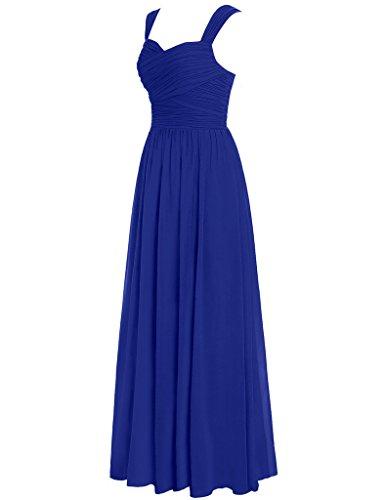 HUINI Damen Modern Kleid Violett