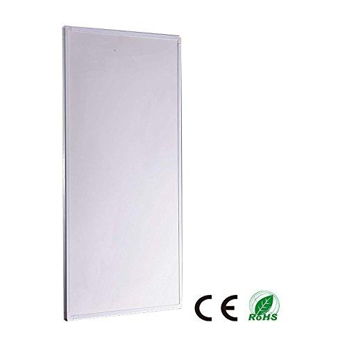 318aq2KEPUL. SS500  - ecoartheating 600W Electric Wall Heater Ultra Slim Energy Efficient Panel Heater Radiator