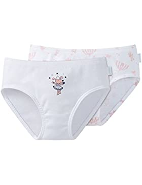 Schiesser Mädchen Unterhose 2er Pack