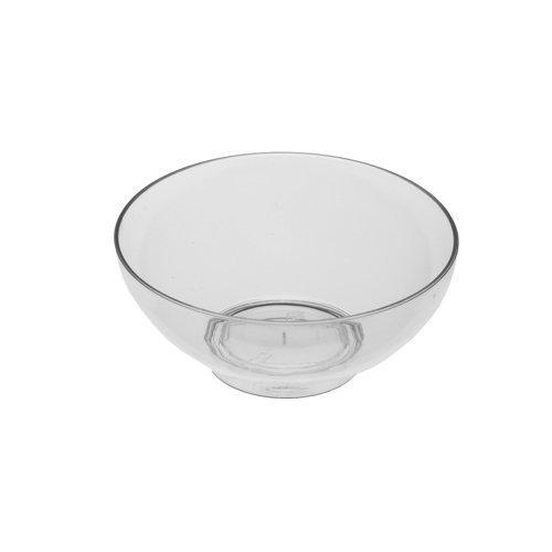 Papstar 11206 50 - Ciotola per finger food, rotonda, Ø 7.2x3 cm, colore: Trasparente, confezione da 50 pezzi, Plastica