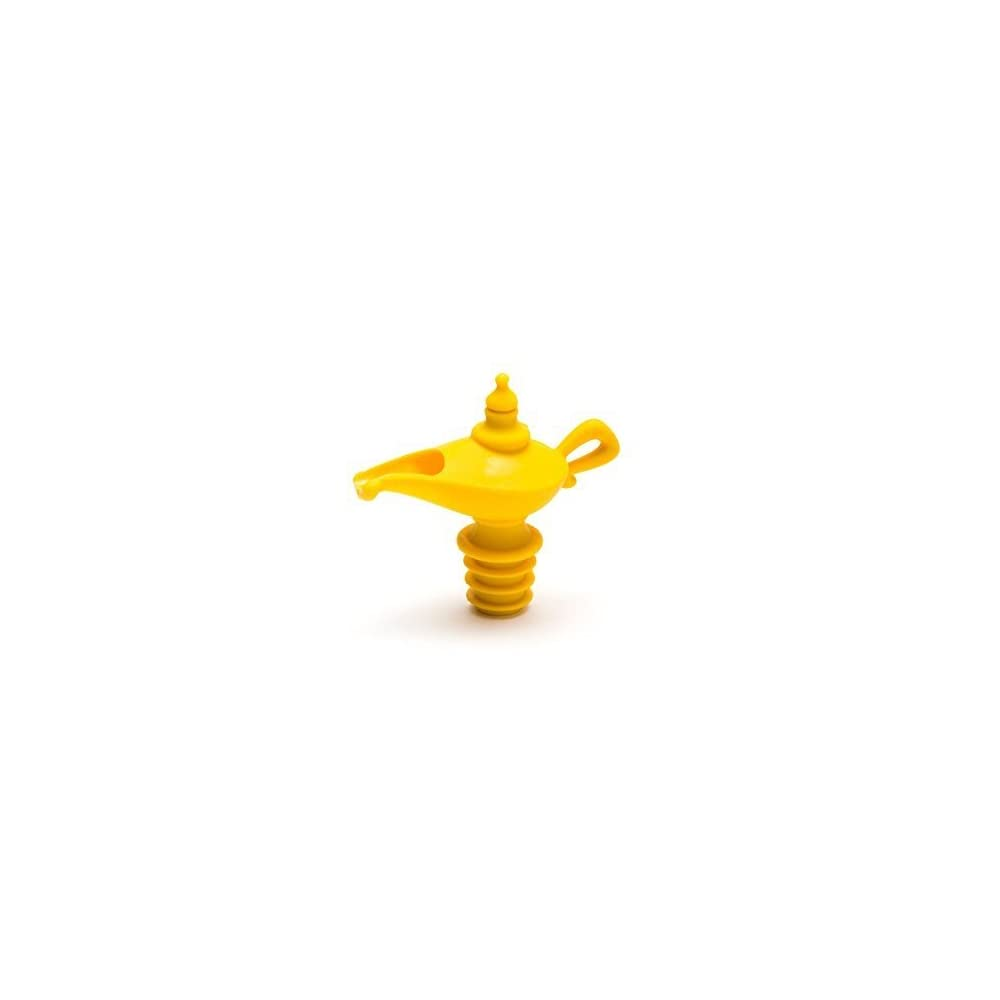 Peleg Design Oiladden Ausgieer Und Stopper Gelb 8 X 9 X 45 Cm