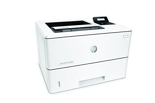 HP LaserJet Pro M501n Laserdrucker (A4, Drucker, LAN, Dplex, HP ePrint, Cloud Print, Airprint, USB, 600 x 600 dpi) weiß