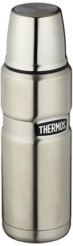 Thermos 4003.205.047 Isolierflasche Stainless King edelstahl (0,47 Liter) mattiert