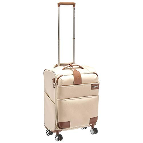 Roncato Uno Soft S Valise 4 roues champagne