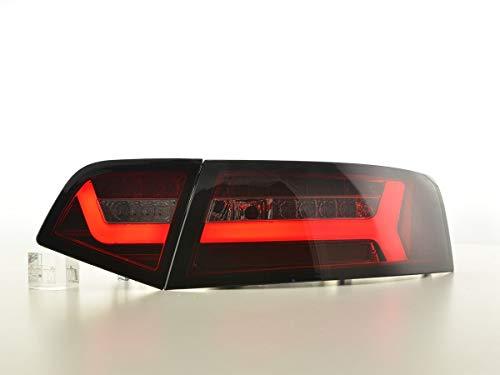 Feux arrière LED pour Audi A6 4F berline année de Construction 08-11 Rot/Smoke
