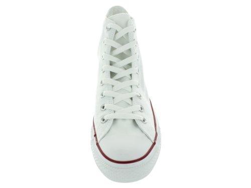 Converse Ctas Core Hi, Baskets mode mixte adulte Optical White