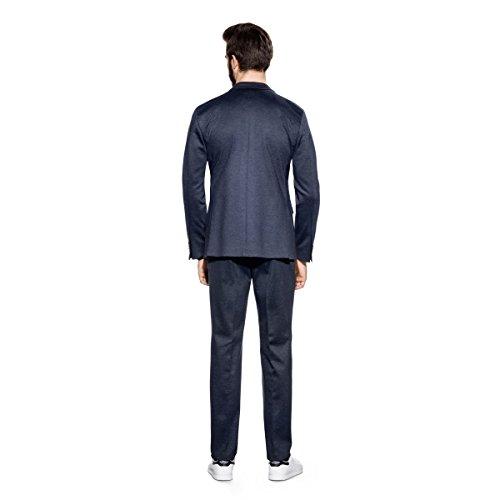 Benvenuto - Pantalon de costume - Homme bleu foncé