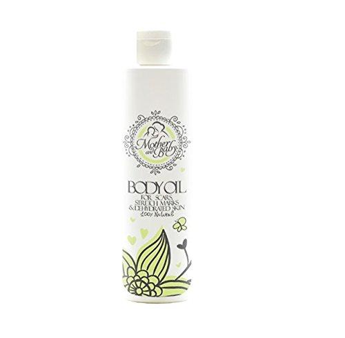 -416- Body-Öl Anti-Schwangerschafts-Streifen 100% Natur Anti-Dehnungsstreifen Körper-Creme, 250 ml