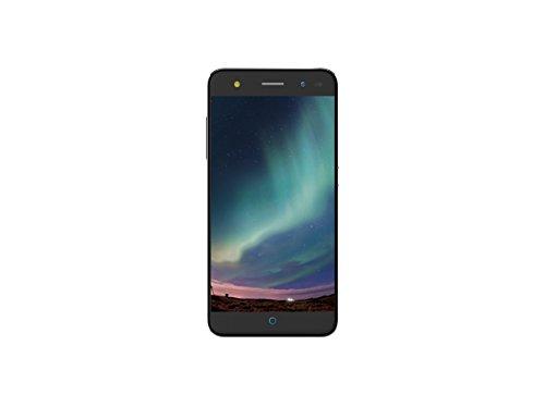 ZTE Blade V7 Lite Smartphone débloqué 4G (Ecran: 5 pouces - 16 Go - Double SIM - Android) Gris Anthracite