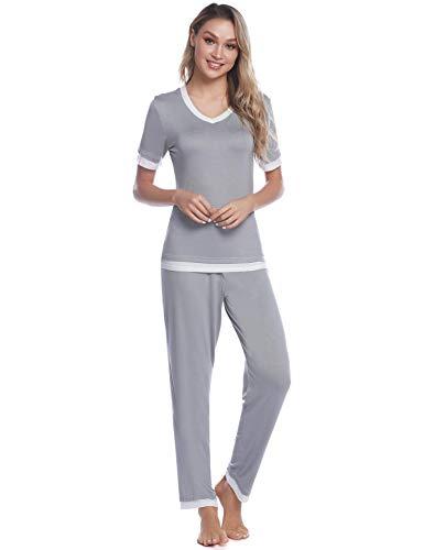 iClosam Sleepwear Pajamas Set fo...