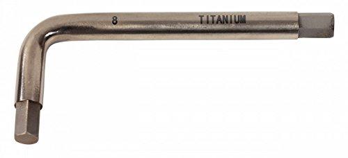 KS TOOLS 965 0506 - LLAVE HEXAGONAL DE TITANIO  9/64