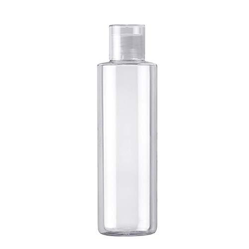 Oyfel Bouteille de Vide Voyage Flacons Vaporisateur Contenant Cosmetique en Plastique pour Avion Liquide Maquillage Conservation Camping Bagage DIY Parfum
