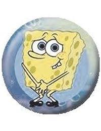 Spongebob Button Naked