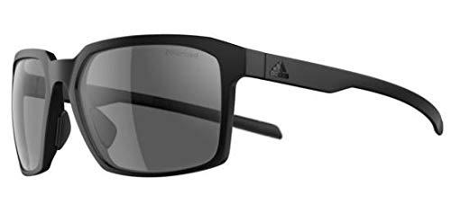 adidas Sonnenbrillen EVOLVER AD44 Black Matte/Grey Polarized Unisex