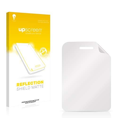 upscreen Entspiegelungs-Schutzfolie kompatibel mit Wiko Lubi 3 - Anti-Reflex Bildschirmschutz-Folie Matt