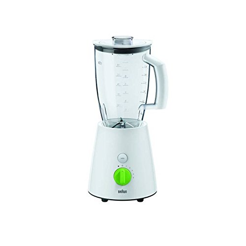 Braun JB3010 Blender Blanc/Vert  800 W