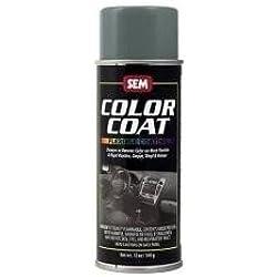 Tinte base disolvente en aerosol para cuero, vinilo, plasticos y moquetas (15013 Landau Black)