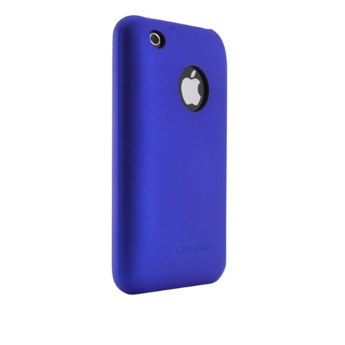 Case-Mate iPhone 3G / 3GS Barely There - Blue