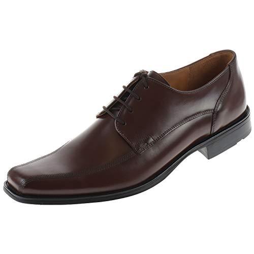 ec6f3e6d131b58 LLOYD SHOES GmbH - Zapatos de cordones para hombre, color marrón, talla 9,