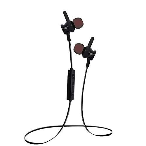 Elospy Bluetooth Kopfhörer in Ear magnetisch Sport Kopfhörer, 4 Stunden Spielzeit, für iPhone, Apple Watch, Android, Echo Dot und Weitere Geräte, für Training Laufen Joggen Fitnessstudio usw