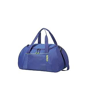 American Tourister Urban Groove – Bolsa de Viaje, 50 cm, 36.5 L, Azul (Blue)