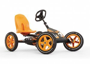 Berg Toys Buddy Professional Go Kart - Orange by Berg Toys
