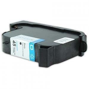 Cartouche d'encre Compatible pour imprimante Hp Deskjet 710c - DeskJet 710 C - Noir