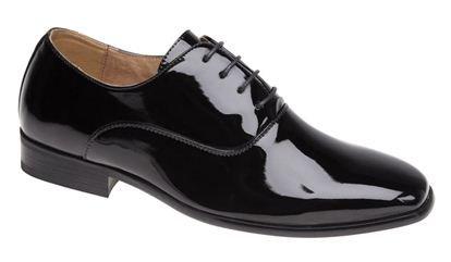 4 Eye Oxford Tie ShoeManMade UpperLeather Quarter Lining & ½ Sock size 11