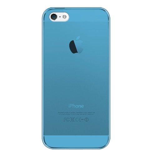 Katinkas Ultra Slim Case für Apple iPhone 5 lila blau