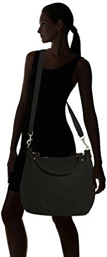 Liebeskind Greta Sac à main cuir 42 cm Black (Noir)