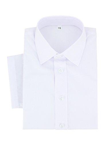 Boutique-magique - camicia - ragazzo bianco 12 anni