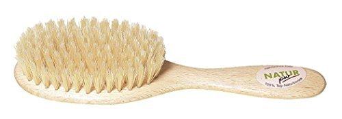 Enfants brosse à cheveux, poils doux lumineux
