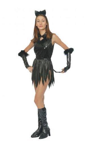Kitty Kat Fancy Dress Costume ()
