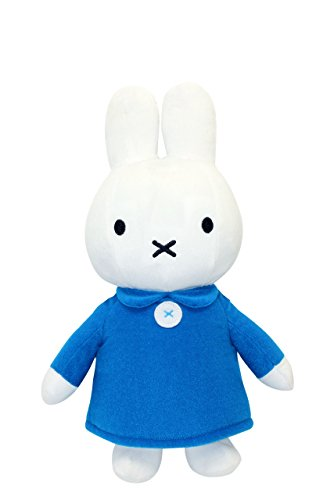 Sensory Miffy Plush - Electronic talking, names body parts - 37cm 14.5""