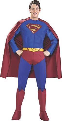 Rubie's Offizielles Superman-Kostüm, schick (Superman Supreme Kostüm)