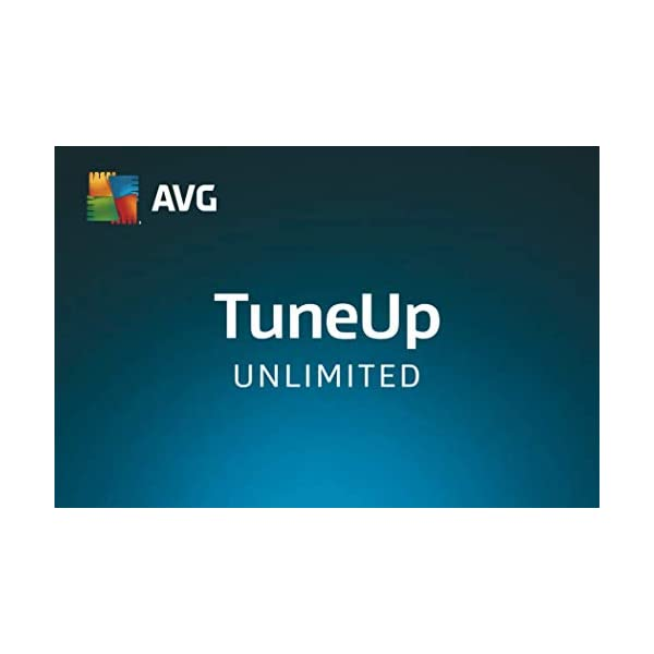 AVG TuneUp 2019 Unlimited Devices – 2 Years 318cM2hXVRL