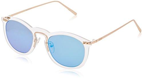 Ocean Unisex-Erwachsene Sonnenbrille Round Eye, Gold (ORO), 55 Preisvergleich
