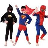#6: NAVKAR Spiderman,Superman,Batman Triset For kids (5-6 YRS)
