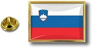 Spilla Pin pin's Spille spilletta Giacca Bandiera Distintivo Badge Slovenia