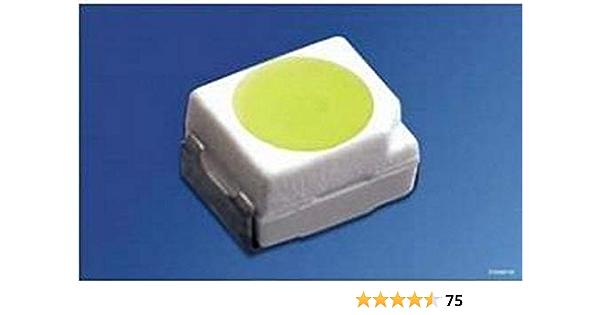 50x Superhelle Smd Leds Plcc2 3528 3 5x2 8x1 9mm Kalt Weiß 6000k Beleuchtung