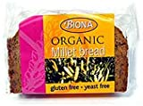 Biona Organic Bread Millet Gluten free, Yeast free 250g