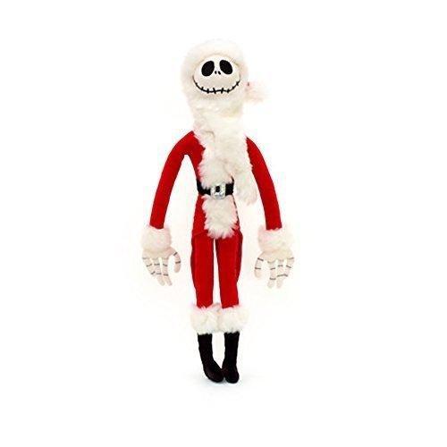 Offizielle Disney Tim Burtons Nightmare Before Christmas von Santa 54cm Jack Skellington weiches ()