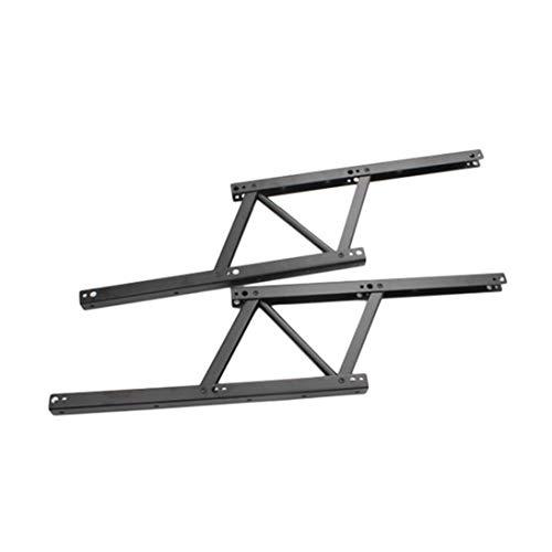 WEIHAN Lift Up Top Couchtisch Hubrahmen Mechanismus Scharnier Hardware Fitting mit Feder Folding Standing Desk Frame - Frame-couchtisch