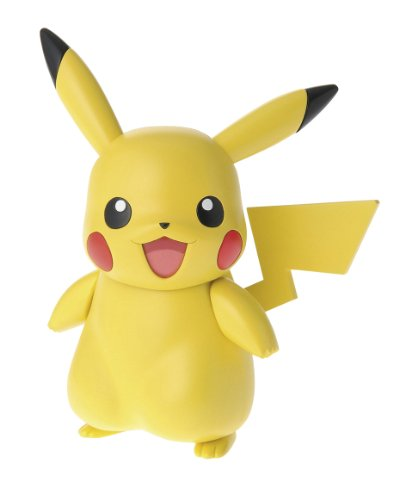 Pokemon Plamo Collection (Pokebla) Plastic Model Kit / Figure: Pikachu 9 cm